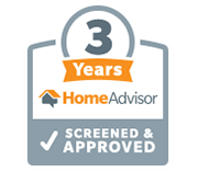 3 Years Homo Advisor logo