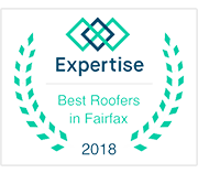 Expertise Best Roofers in Fairfax 2018 logo