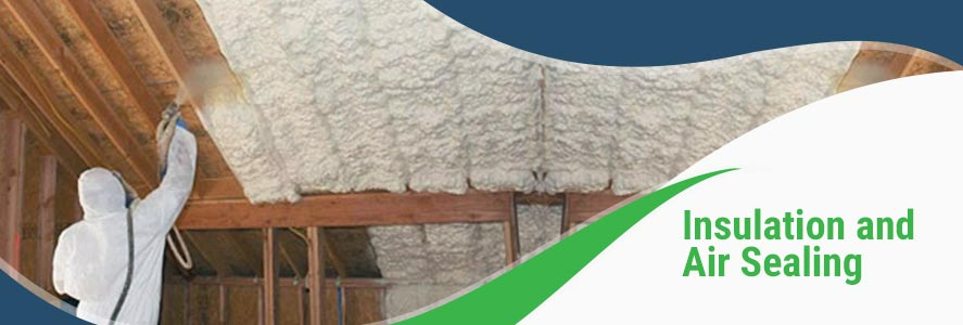 Insulation in Fairfax, Alexandria and Arlington, VA