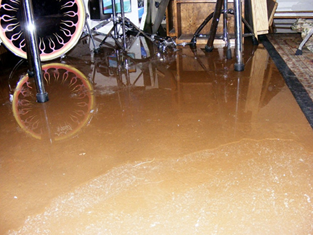 How a Flooded Basement Can Adversely Impact Your Foundation | Say YES to SES