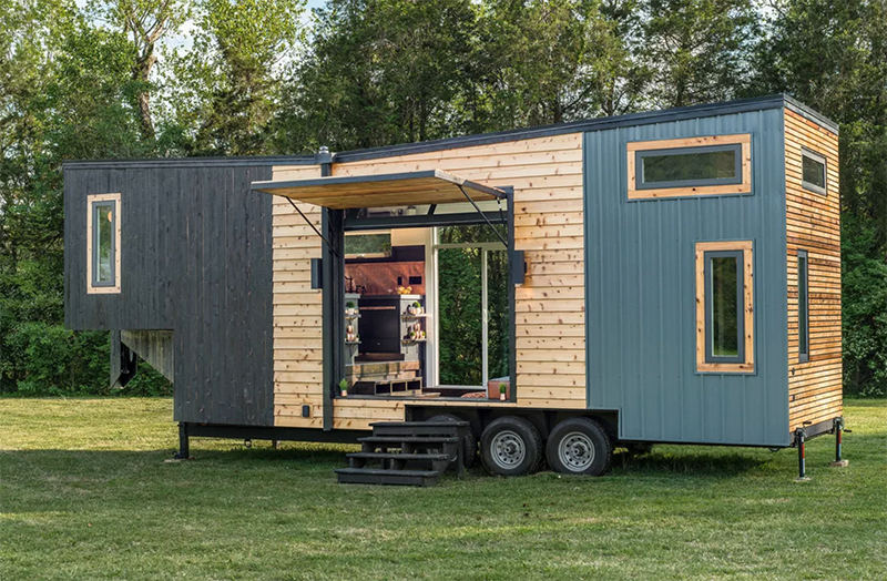 Steps To An Amazing Tiny Home On Wheels